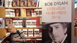 Bob Dylan à Stockholm pour recevoir son Nobel de