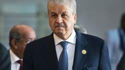 Abdelmalek Sellal en visite de travail à El