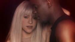 Shakira et Black M chantent leur rupture dans le clip