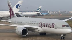 Qatar Airways répond à l'