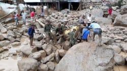 En Colombie, une coulée de boue fait une centaine de