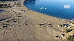 Η έρημος της...Ρόδου: Η μικρή «Σαχάρα» και η κρυστάλλινη παραλία