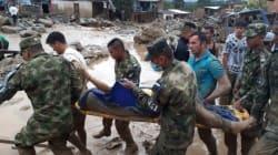 Catastrophe en Colombie: le bilan monte à 234