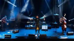 Jazz à Carthage, 1ére soirée: La Grande-Bretagne à