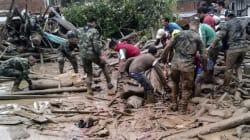 43 παιδιά μεταξύ των 245 νεκρών. Άνθρωποι θαμμένοι στις λάσπες, θρήνος και απόγνωση στην ισοπεδωμένη