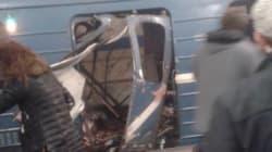 Explosion dans le métro à Saint-Pétersbourg, au moins 10