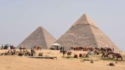 Egypte: les restes d'une pyramide de 3.700 ans découverts