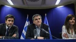 Στις Βρυξέλλες Τσακαλώτος, Χουλιαράκης και Αχτσιόγλου. Ζητούμενο η πολιτική λύση πριν το