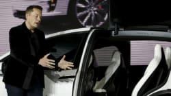 Tesla vaut maintenant plus que Ford, tout un