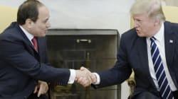 Trump loue le