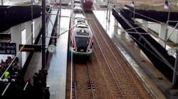 Lancement des essais techniques de la ligne ferroviaire Thénia-Tizi