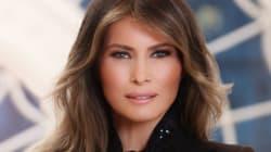 Αυτό είναι το πρώτο επίσημο πορτρέτο της Πρώτης Κυρίας των ΗΠΑ, Μελάνια