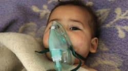 Au moins 58 morts dans une attaque chimique en Syrie