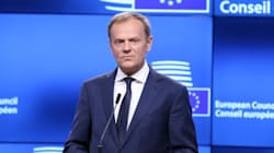 Τουσκ: «Η ΕΕ είναι αποφασισμένη να διατηρήσει κλειστούς τους δρόμους της