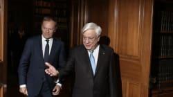 Παυλόπουλος: Αδιανόητη η πορεία της Ελλάδας εκτός της Ευρωπαϊκής