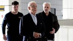 «Ανεφάρμοστη η αποφυλάκιση Τσοχατζόπουλου λόγω της υψηλής εγγυοδοσίας που