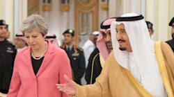 Was Theresa May's Storm In An Easter Egg-Cup A Welcome Diversion From Saudi Arabia's Abysmal Human Rights