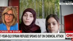 «Γιατί δεν μπορείτε να σταματήσετε τον πόλεμο;» - Η ερώτηση της μικρής Μπάνα που διασώθηκε από το