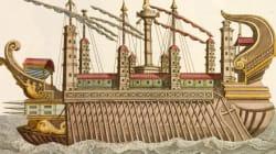 Ιταλία: Έρευνες για το χαμένο πολυτελές «πλοίο των οργίων» του Καλιγούλα στη λίμνη