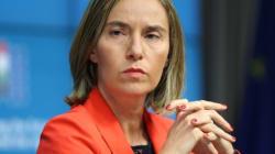 Mme. Mogherini en visite officielle en