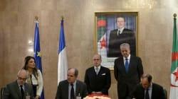 Algérie-France: des accords de création de plusieurs