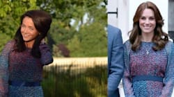 Elle recrée les tenues de Kate Middleton à une fraction du