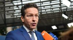 «Αισιόδοξος» δήλωσε προσερχόμενος στο Eurogroup o Nτάισελμπλουμ. Επιστρέφουν οι θεσμοί τη Μεγάλη