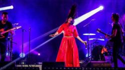 Quand Hindi Zahra envoûte le public de Jazz à Carthage lors d'une soirée 100% maghrébine (PHOTOS,