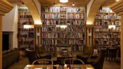 Un hôtel de rêve pour les mordus de lecture
