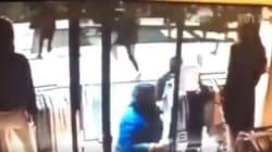 Βίντεο: Η στιγμή της εφόρμησης του φορτηγού στη