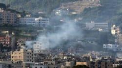 Liban: accrochages dans un camp palestinien, deux