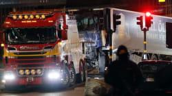 Es kratzt an der Seele: Was sich in Stockholm nach dem mutmaßlichen Anschlag verändert