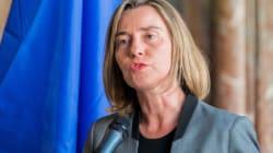Mme Mogherini entame une visite officielle de deux jours en