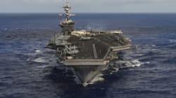 Προς την χερσόνησο της Κορέας κατευθύνεται, για προληπτικούς λόγους, το αμερικανικό αεροπλανοφόρο USS Carl