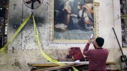 Νέα σοκαριστικά βίντεο με τον βομβιστή αυτοκτονίας που πυροδοτεί τα εκρηκτικά έξω από την εκκλησία στην