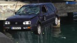 À Sebta, un Marocain meurt dans sa voiture tombée dans les eaux du