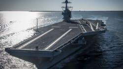 USS Gerald R. Ford: Άρχισαν οι πρώτες δοκιμές στη θάλασσα για το πιο σύγχρονο αμερικανικό