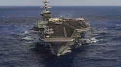 Έτοιμη για πόλεμο δηλώνει η Πιονγκγιάνγκ, μετά την αποστολή αμερικανικής ομάδας μάχης αεροπλανοφόρου στην