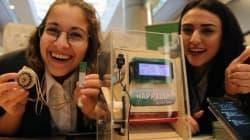 Happill: Πρωτοποριακή συσκευή μαθητών της Ρόδου που «μιλάει» με τη φωνή του