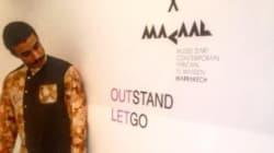 Amine Bendriouich présente un pop-up store au MACAAL de