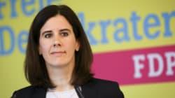 FDP-Vizechefin Suding: