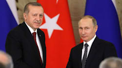Πούτιν και Ερντογάν: Τόσο διαφορετικοί αλλά και τόσο
