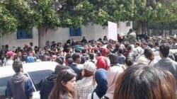 Grève générale dans toutes les facultés de la Tunisie: Les étudiants solidaires et