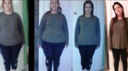 Elle pesait 130kg, aujourd'hui 79kg: Portrait de Faten qui