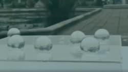 De l'eau en capsule pour dire adieu au
