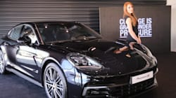 La Porsche Panamera fait sa révolution: La plus sportive des berlines de