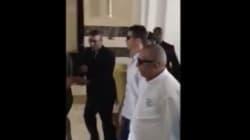Cristiano Ronaldo de retour à Marrakech