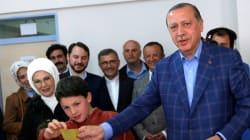 Référendum en Turquie: 57,5% pour le oui après décompte de la moitié des votes