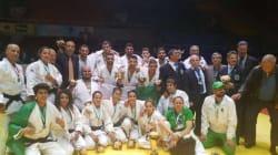 L'Algérie championne d'Afrique de
