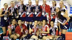 Le Club féminin de Carthage remporte la Coupe d'Afrique de Volley-ball, une première depuis 28 ans! (PHOTOS,